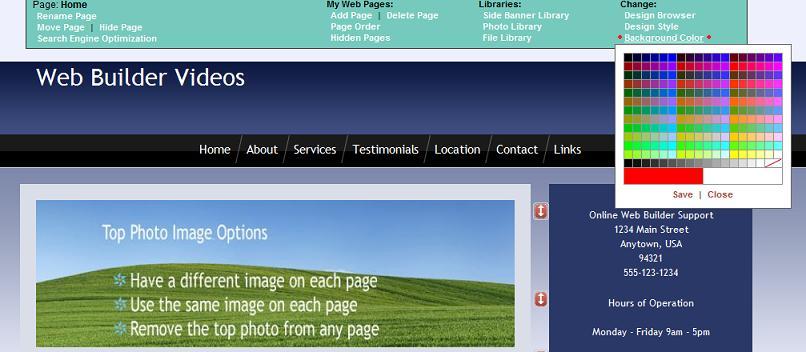 Homespun Websites Faq